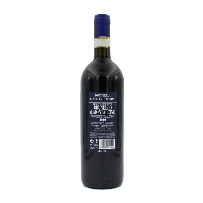 Brunello di Montalcino 2010 Donatella Cinelli Colombini