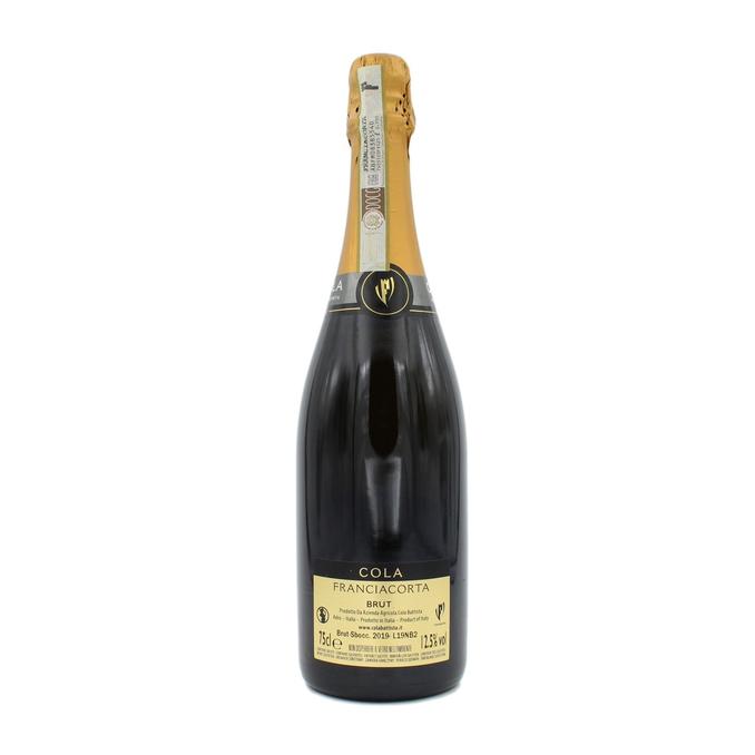 Franciacorta Brut S.A. Cola Battista