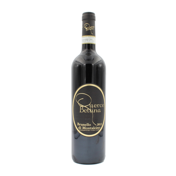 Brunello di Montalcino 2012 Querce Bettina