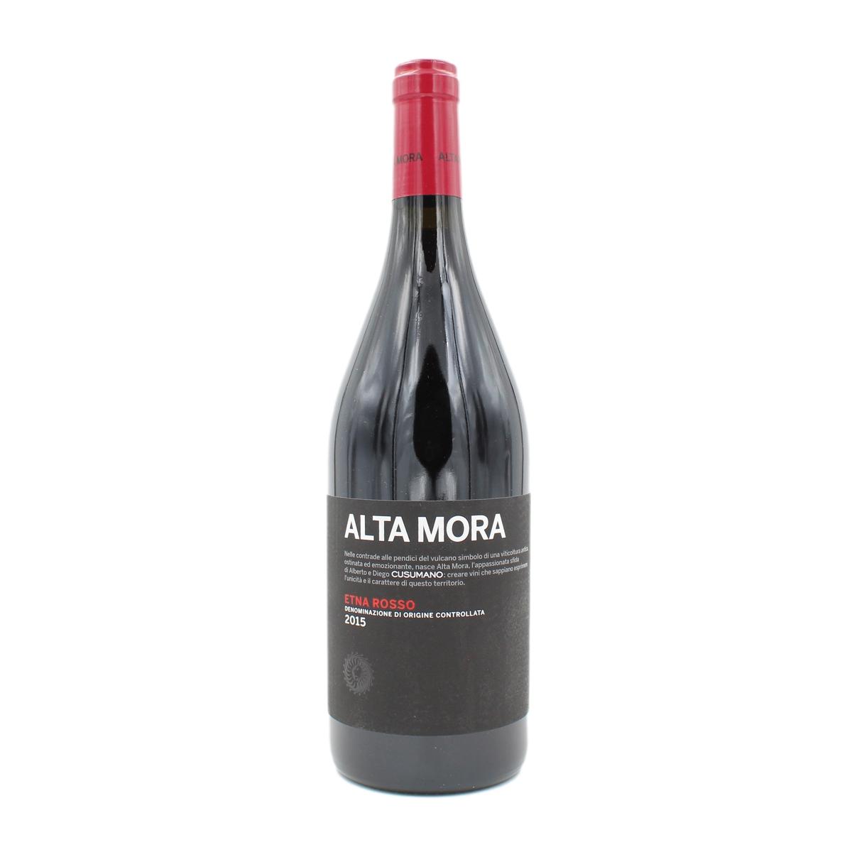 Alta Mora Etna Rosso 2015 Cusumano