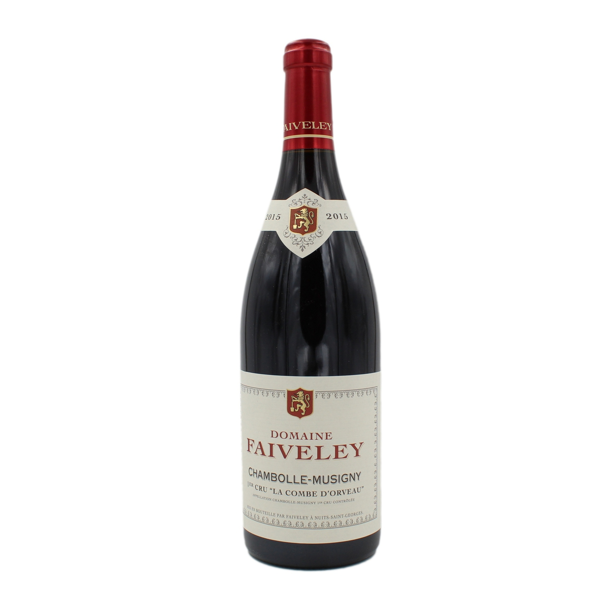 "Chambolle-Musigny 1er Cru ""La Combe d'Orveau"" 2015 Domaine Faiveley"