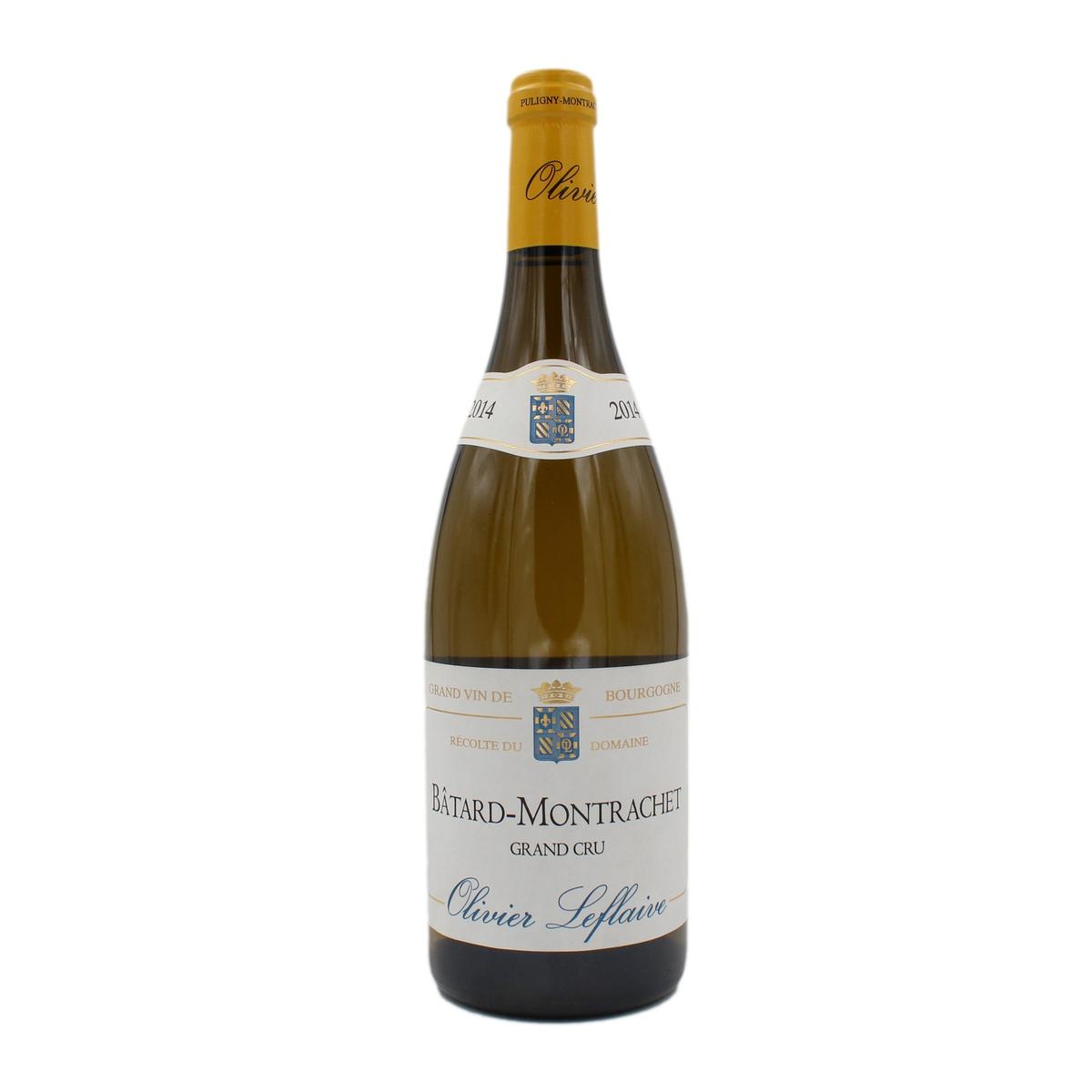 Bâtard-Montrachet Grand Cru Domaine 2014 Domaine Olivier Leflaive
