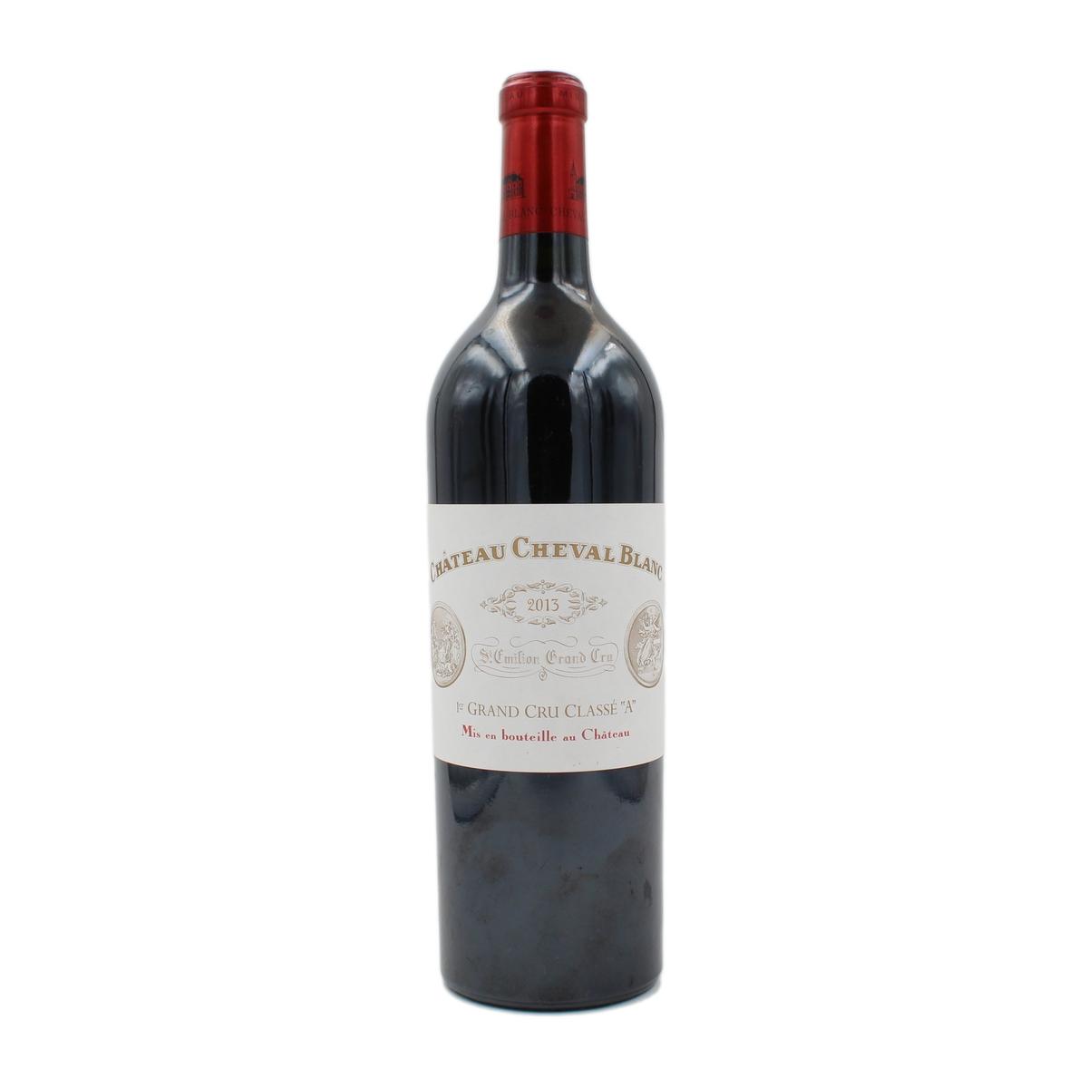 """Château Cheval Blanc 1er Grand Cru """"Saint-Emilion"""" 2013 Château Cheval Blanc"""