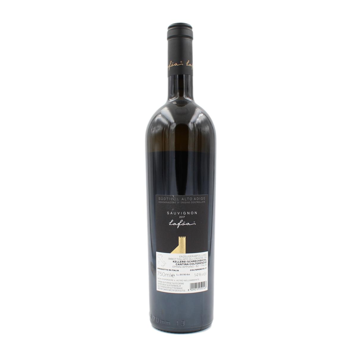 Lafóa Sauvignon Blanc 2017 Colterenzio