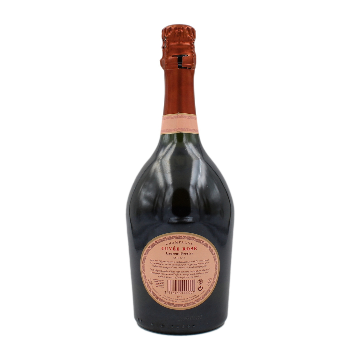 Cuvée Rosé Laurent-Perrier
