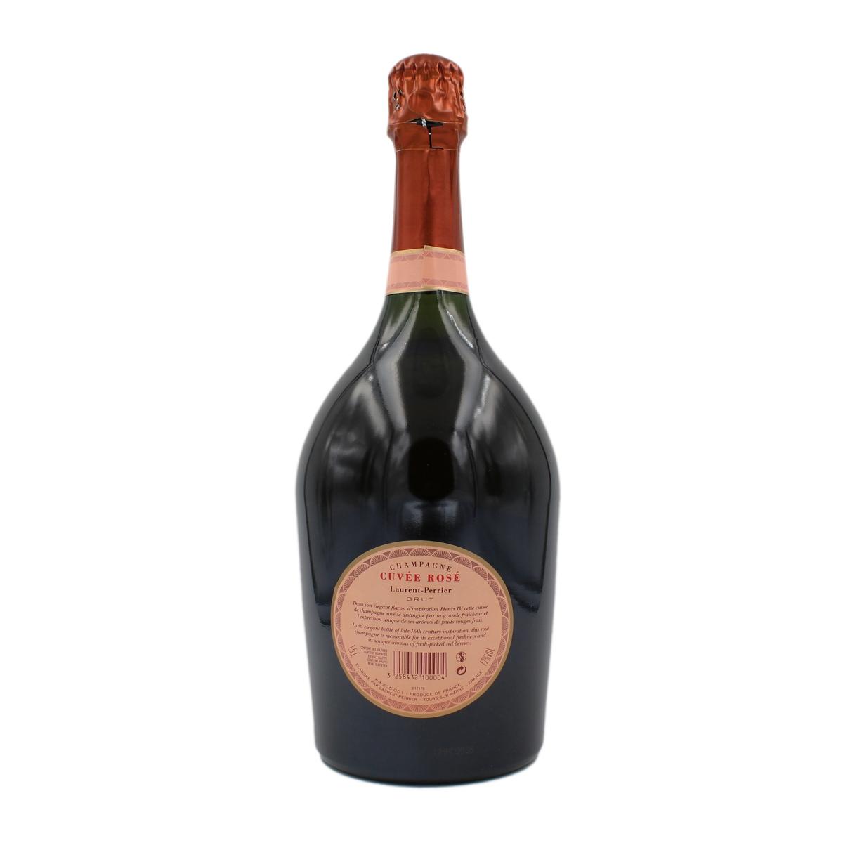 Cuvée Rosé Magnum Laurent-Perrier