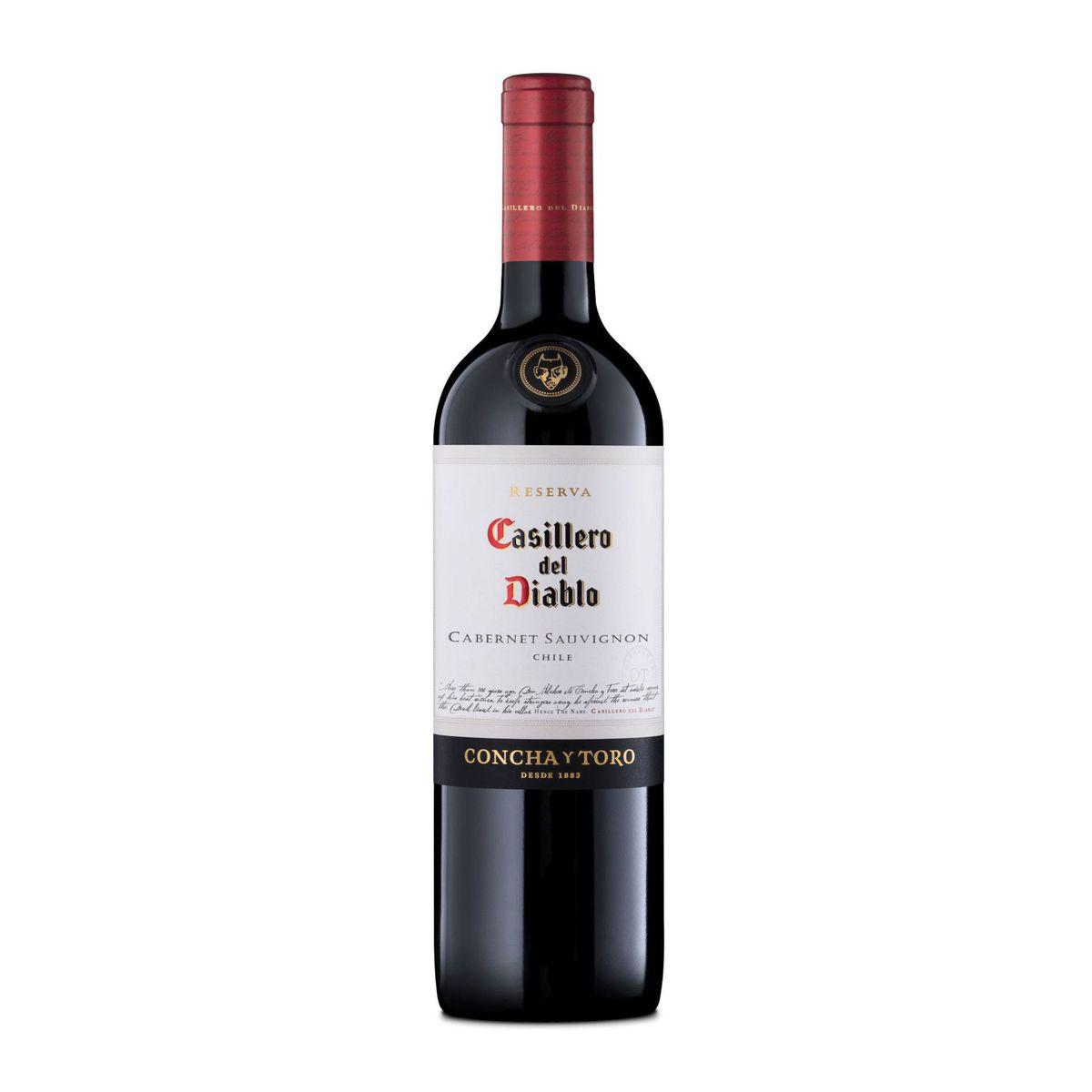 Casillero Del Diablo Cabernet Sauvignon 2017 Concha y Toro