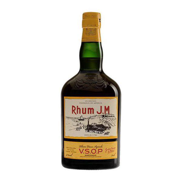 Rhum Vieux Agricole VSOP J.M