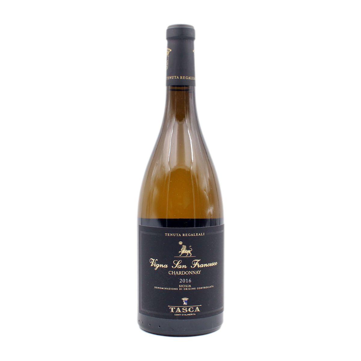Chardonnay Vigna San Francesco 2016 Tasca D'Almerita