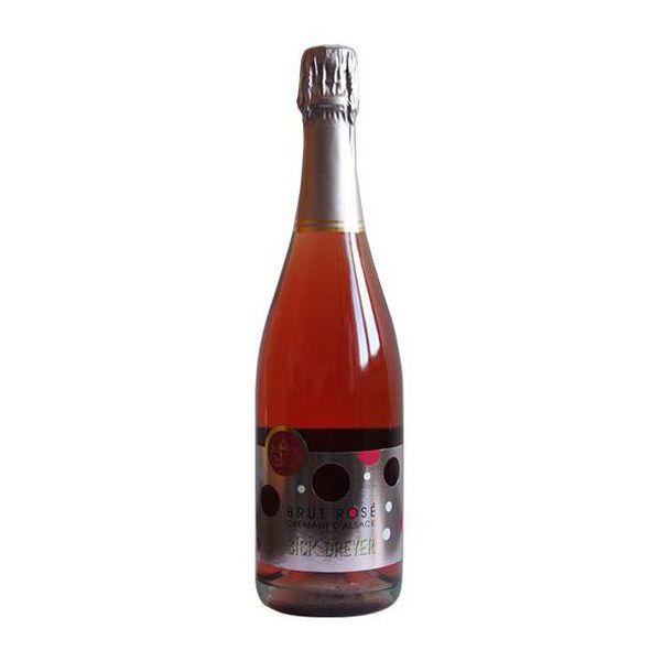 Crémant d'Alsace Brut Rosé Sick - Dreyer