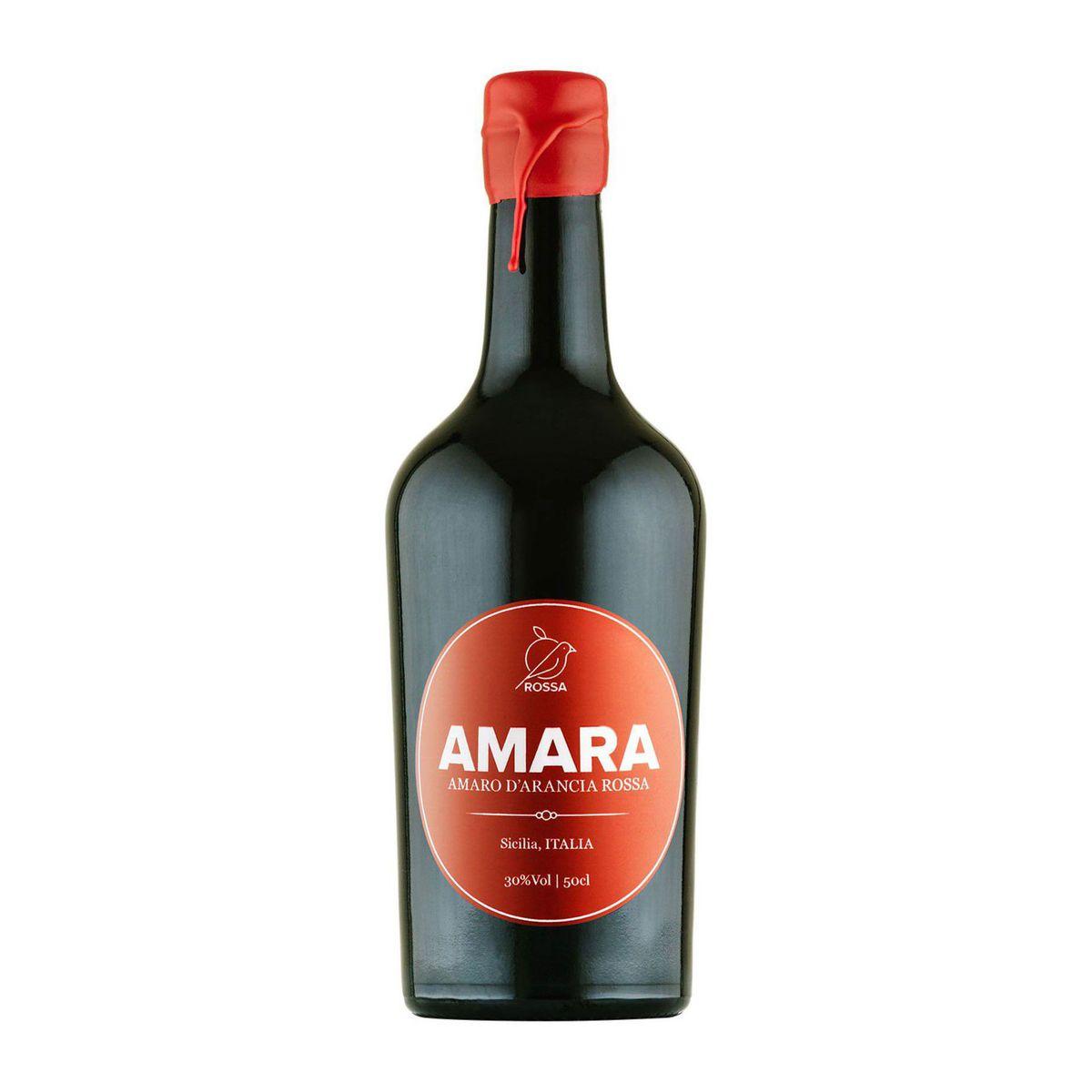 Amara Rossa Sicily