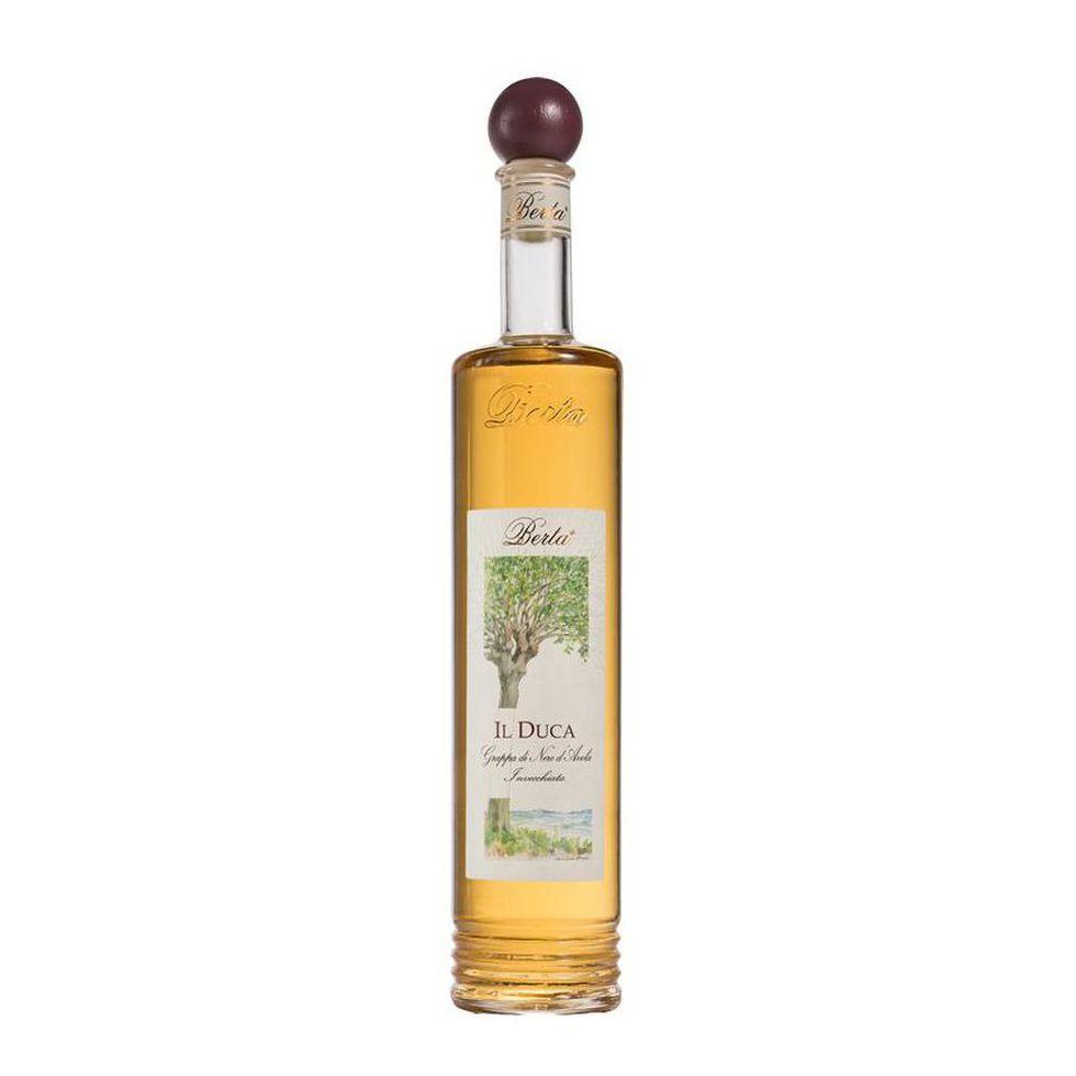 Il Duca Grappa di Nero d'Avola Distillerie Berta