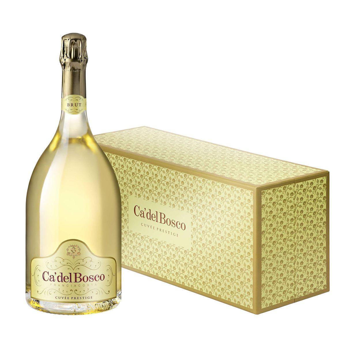 Cuvée Prestige Magnum - Box Ca' Del Bosco