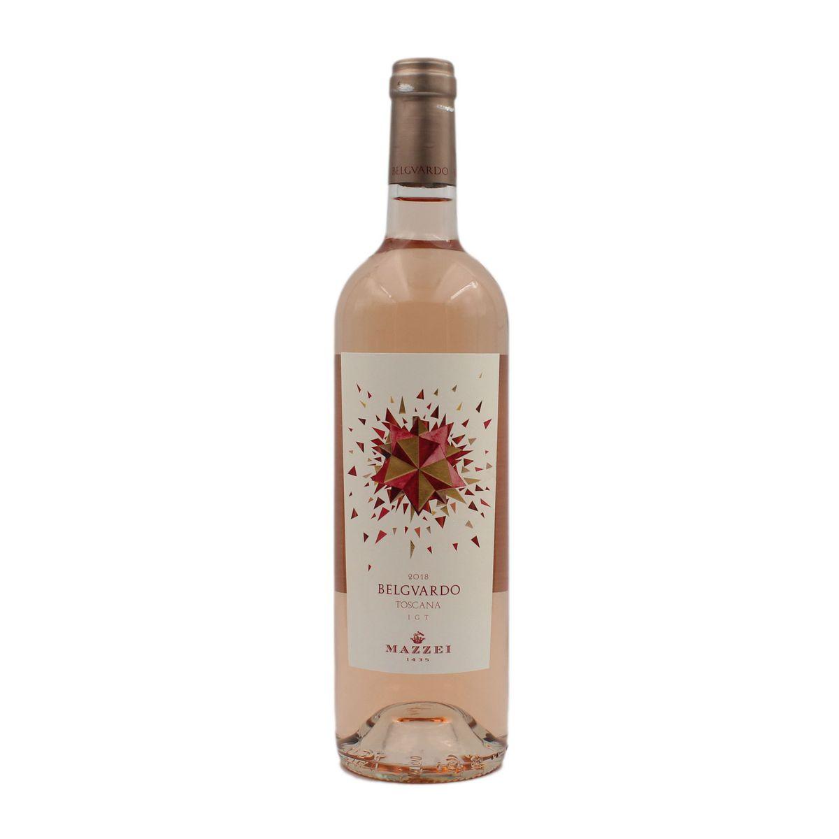 Belguardo Rosé 2018 Marchesi Mazzei