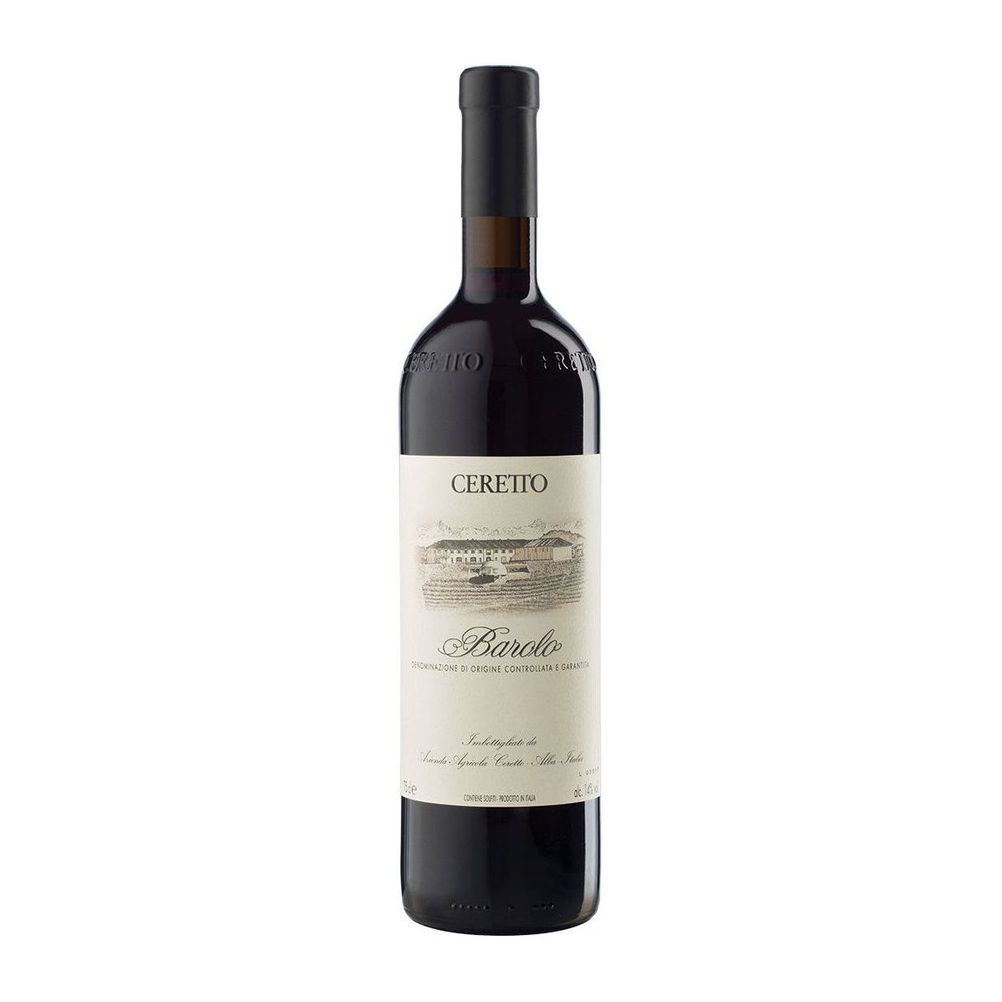 Barolo 2015 Ceretto
