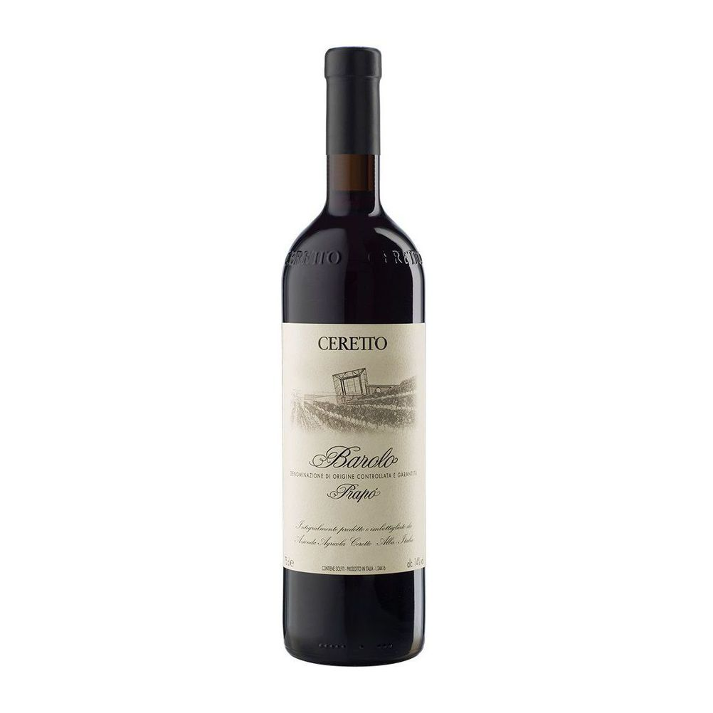 Barolo Prapò 2015 Ceretto