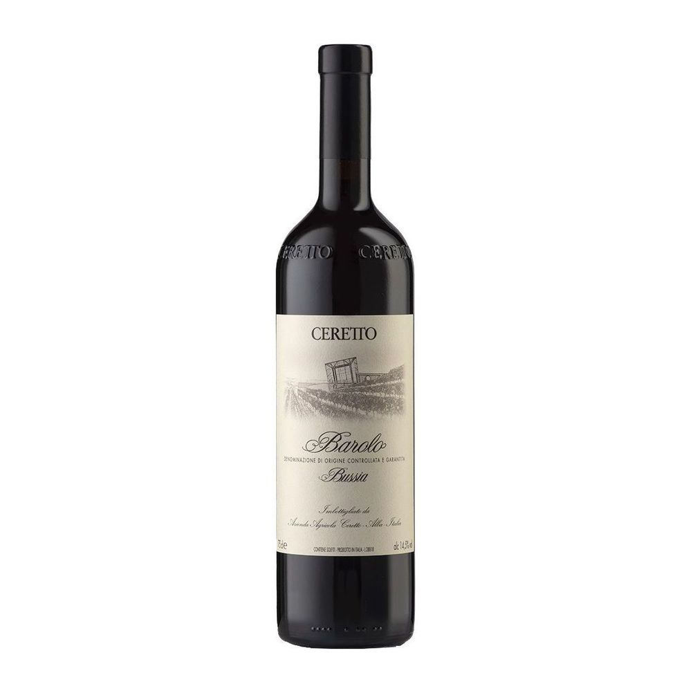 Barolo Bussia 2015 Ceretto