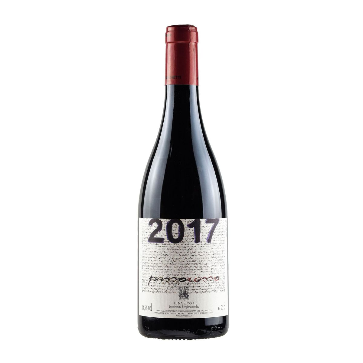 Passorosso 2017 Vini Franchetti