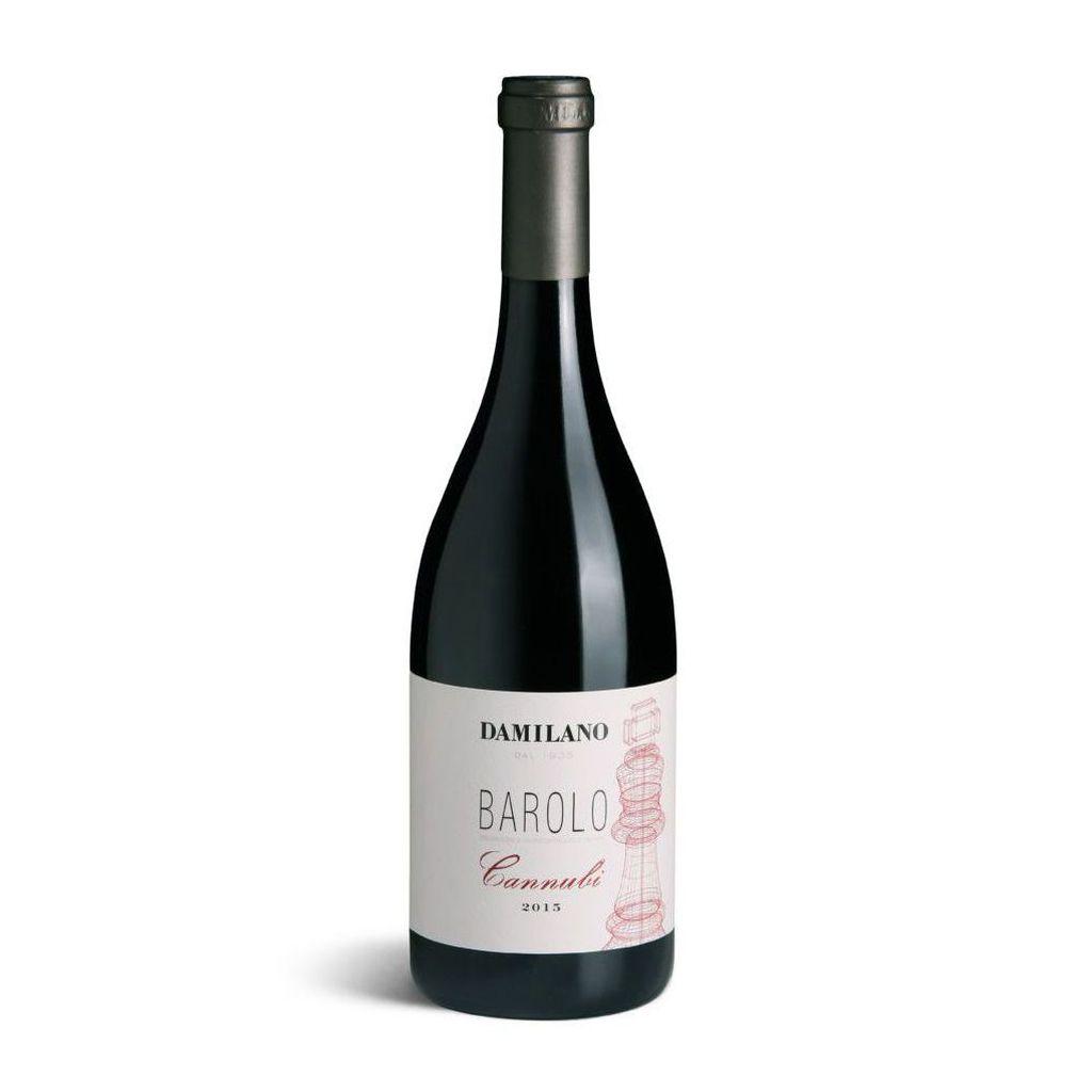 Barolo Cannubi 2015 Damilano