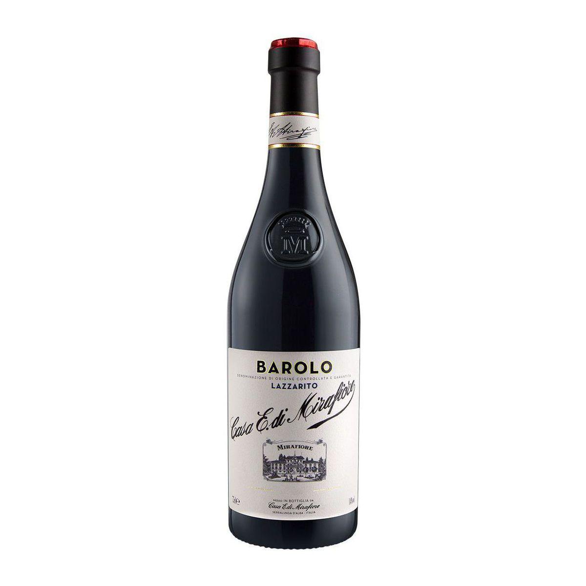 Barolo Lazzarito 2015 Mirafiore
