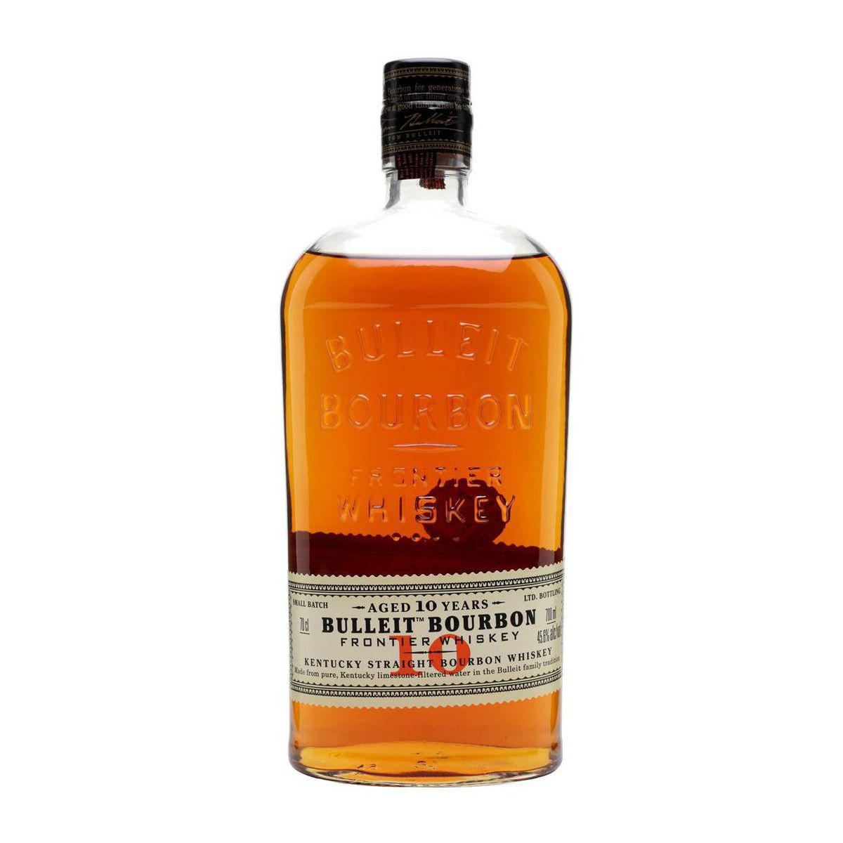 Bourbon 10 Years Old Bulleit