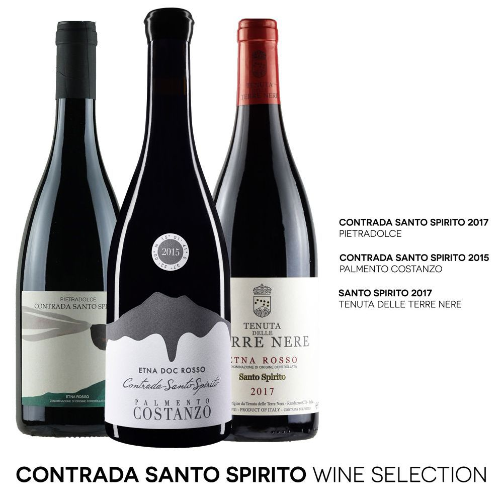 Contrada Santo Spirito Wine Selection Wine Selection