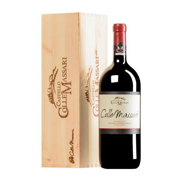ColleMassari Montecucco Rosso Riserva 2016 Magnum Castello ColleMassari
