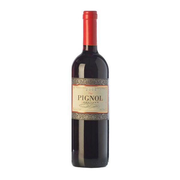1. Cru Pignol 2004 Bressan Mastri Vinai