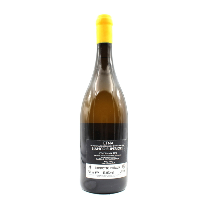 Etna Bianco Contrada Villagrande 2013 Barone di Villagrande